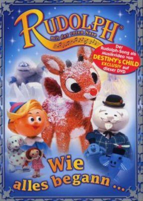 Rudolph mit der roten Nase - Wie alles begann, Rudolph mit der roten Nase