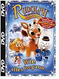 Rudolph mit der roten Nase - Wie alles begann - Produktdetailbild 1