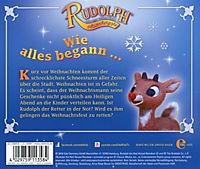 Rudolph mit der Roten Nase - Wie alles begann, 1 Audio-CD - Produktdetailbild 1