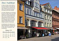 Rudolstadt - Mein Spaziergang durch den historischen Stadtkern (Wandkalender 2019 DIN A2 quer) - Produktdetailbild 2