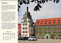 Rudolstadt - Mein Spaziergang durch den historischen Stadtkern (Wandkalender 2019 DIN A2 quer) - Produktdetailbild 5