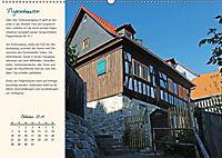 Rudolstadt - Mein Spaziergang durch den historischen Stadtkern (Wandkalender 2019 DIN A2 quer) - Produktdetailbild 10