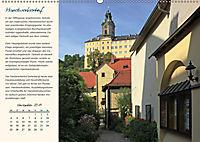 Rudolstadt - Mein Spaziergang durch den historischen Stadtkern (Wandkalender 2019 DIN A2 quer) - Produktdetailbild 11