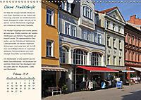 Rudolstadt - Mein Spaziergang durch den historischen Stadtkern (Wandkalender 2019 DIN A3 quer) - Produktdetailbild 2