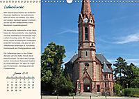 Rudolstadt - Mein Spaziergang durch den historischen Stadtkern (Wandkalender 2019 DIN A3 quer) - Produktdetailbild 1