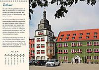 Rudolstadt - Mein Spaziergang durch den historischen Stadtkern (Wandkalender 2019 DIN A3 quer) - Produktdetailbild 5