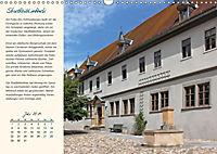 Rudolstadt - Mein Spaziergang durch den historischen Stadtkern (Wandkalender 2019 DIN A3 quer) - Produktdetailbild 7