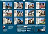 Rudolstadt - Mein Spaziergang durch den historischen Stadtkern (Wandkalender 2019 DIN A3 quer) - Produktdetailbild 13