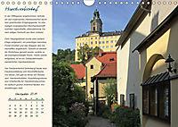 Rudolstadt - Mein Spaziergang durch den historischen Stadtkern (Wandkalender 2019 DIN A4 quer) - Produktdetailbild 11