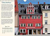Rudolstadt - Mein Spaziergang durch den historischen Stadtkern (Wandkalender 2019 DIN A4 quer) - Produktdetailbild 4