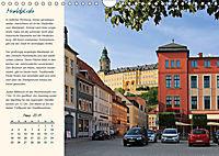 Rudolstadt - Mein Spaziergang durch den historischen Stadtkern (Wandkalender 2019 DIN A4 quer) - Produktdetailbild 3