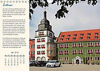 Rudolstadt - Mein Spaziergang durch den historischen Stadtkern (Wandkalender 2019 DIN A4 quer) - Produktdetailbild 5