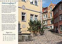 Rudolstadt - Mein Spaziergang durch den historischen Stadtkern (Wandkalender 2019 DIN A4 quer) - Produktdetailbild 8