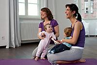 Rückbildung & Beckenboden - effektives Training für zu Hause - Produktdetailbild 1