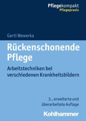 Rückenschonende Pflege, Gerti Wewerka
