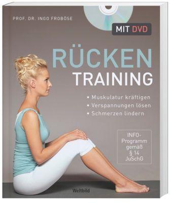 Rückentraining mit DVD, INGO PROF.DR. FROBÖSE