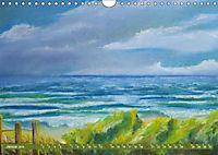Rügen in Farbe - Mit Pinsel und Farbe auf der Lieblingsinsel (Wandkalender 2019 DIN A4 quer) - Produktdetailbild 7