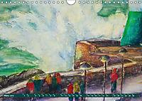 Rügen in Farbe - Mit Pinsel und Farbe auf der Lieblingsinsel (Wandkalender 2019 DIN A4 quer) - Produktdetailbild 3