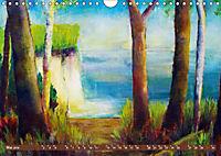 Rügen in Farbe - Mit Pinsel und Farbe auf der Lieblingsinsel (Wandkalender 2019 DIN A4 quer) - Produktdetailbild 4
