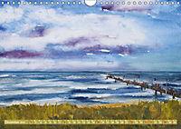 Rügen in Farbe - Mit Pinsel und Farbe auf der Lieblingsinsel (Wandkalender 2019 DIN A4 quer) - Produktdetailbild 11