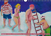 Rügen in Farbe - Mit Pinsel und Farbe auf der Lieblingsinsel (Wandkalender 2019 DIN A4 quer) - Produktdetailbild 8