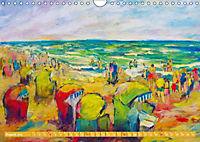 Rügen in Farbe - Mit Pinsel und Farbe auf der Lieblingsinsel (Wandkalender 2019 DIN A4 quer) - Produktdetailbild 12
