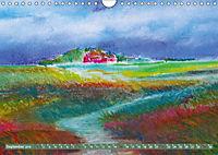 Rügen in Farbe - Mit Pinsel und Farbe auf der Lieblingsinsel (Wandkalender 2019 DIN A4 quer) - Produktdetailbild 13