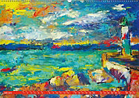 Rügen in Farbe - Mit Pinsel und Farbe auf der Lieblingsinsel (Wandkalender 2019 DIN A2 quer) - Produktdetailbild 7