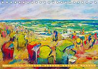 Rügen in Farbe - Mit Pinsel und Farbe auf der Lieblingsinsel (Tischkalender 2019 DIN A5 quer) - Produktdetailbild 8