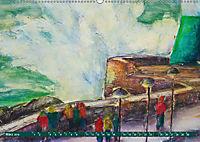 Rügen in Farbe - Mit Pinsel und Farbe auf der Lieblingsinsel (Wandkalender 2019 DIN A2 quer) - Produktdetailbild 3