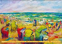 Rügen in Farbe - Mit Pinsel und Farbe auf der Lieblingsinsel (Wandkalender 2019 DIN A2 quer) - Produktdetailbild 8