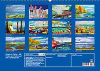Rügen in Farbe - Mit Pinsel und Farbe auf der Lieblingsinsel (Wandkalender 2019 DIN A2 quer) - Produktdetailbild 13