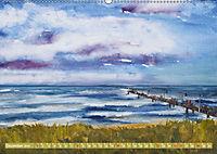 Rügen in Farbe - Mit Pinsel und Farbe auf der Lieblingsinsel (Wandkalender 2019 DIN A2 quer) - Produktdetailbild 12