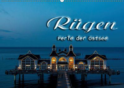 Rügen (Wandkalender 2019 DIN A2 quer), Ralph Portenhauser