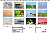 Ruhe und Mitte finden (Wandkalender 2019 DIN A2 quer) - Produktdetailbild 13