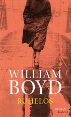 Ruhelos - William Boyd |