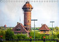 Ruhrpott - Kunstvolle Ansichten (Tischkalender 2019 DIN A5 quer) - Produktdetailbild 4