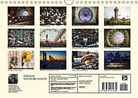 Ruhrpott - Kunstvolle Ansichten (Wandkalender 2019 DIN A4 quer) - Produktdetailbild 13