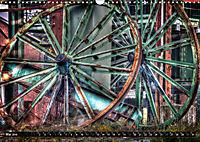 Ruhrpott - Kunstvolle Ansichten (Wandkalender 2019 DIN A3 quer) - Produktdetailbild 5