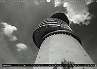 #Ruhrpottmonochrom - Das Exzenterhaus Bochum (Wandkalender 2019 DIN A3 quer) - Produktdetailbild 1