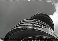 #Ruhrpottmonochrom - Das Exzenterhaus Bochum (Wandkalender 2019 DIN A2 quer) - Produktdetailbild 4