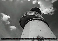 #Ruhrpottmonochrom - Das Exzenterhaus Bochum (Wandkalender 2019 DIN A2 quer) - Produktdetailbild 1