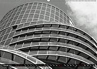 #Ruhrpottmonochrom - Das Exzenterhaus Bochum (Wandkalender 2019 DIN A2 quer) - Produktdetailbild 2