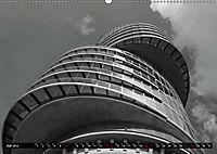 #Ruhrpottmonochrom - Das Exzenterhaus Bochum (Wandkalender 2019 DIN A2 quer) - Produktdetailbild 7