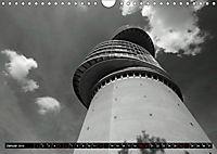 #Ruhrpottmonochrom - Das Exzenterhaus Bochum (Wandkalender 2019 DIN A4 quer) - Produktdetailbild 1