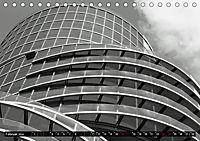 #Ruhrpottmonochrom - Das Exzenterhaus Bochum (Tischkalender 2019 DIN A5 quer) - Produktdetailbild 2