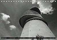 #Ruhrpottmonochrom - Das Exzenterhaus Bochum (Tischkalender 2019 DIN A5 quer) - Produktdetailbild 1