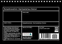 #Ruhrpottmonochrom - Das Exzenterhaus Bochum (Tischkalender 2019 DIN A5 quer) - Produktdetailbild 13