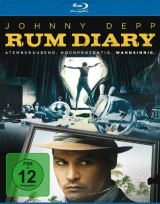 Rum Diary, Bruce Robinson, Hunter S. Thompson