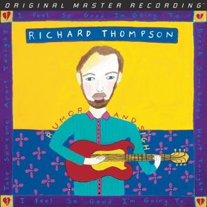 Rumour And Sigh, Richard Thompson